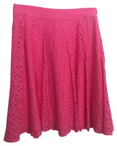 Lilly Pulitzer Skirt Hot Pink