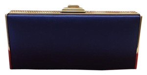 Judith Leiber Royal Blue Clutch