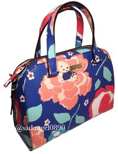 Kate Spade Satchel in Cherry floral