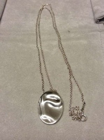 Tiffany & Co. Tiffany & Co Silver Peretti Taurus Large Zodiac Necklace Pendant