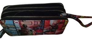 Magazine Wristlet in Multi