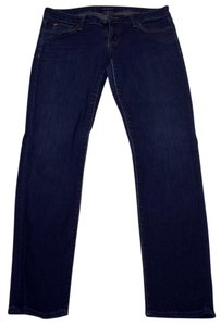 Hudson Jeans Skinny Jeans-Medium Wash