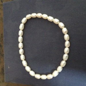 Other Never Worn Pearl Bracelet - stretchy