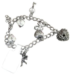 Other NWT Silver Charm Bracelet