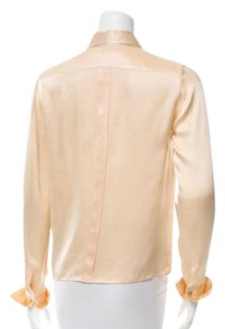 Chanel Top Chanel Champagne Top