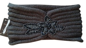 C.C Exclusive Knit Headband with Beading