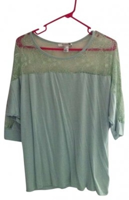 Preload https://img-static.tradesy.com/item/152302/forever-21-mint-green-night-out-top-size-14-l-0-0-650-650.jpg