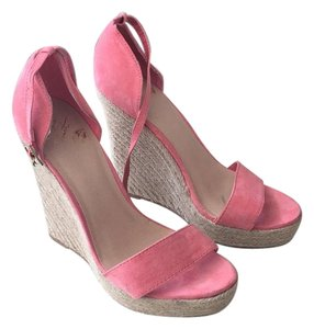 Colin Stuart Pink Wedges
