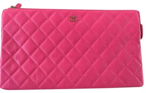 Chanel Chanel O Case/Wallet With Compartments