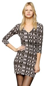 Urban Outfitters short dress Black & White on Tradesy