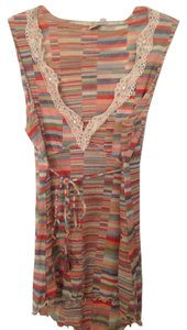 Sweet Pea by Stacy Frati Top Multi stripe