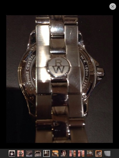 Raymond Weil Men's Parsifal Automatic Date Steel on Steel Grey Dial Watch
