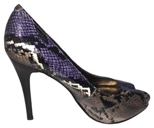 Nine West Heels Purple | Black | Brown Pumps