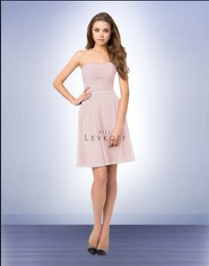 Bill Levkoff Petal Pink Bill Levkoff 766 Dress