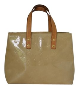 Louis Vuitton Tote in beige vernis