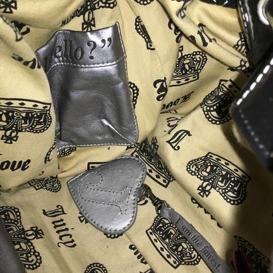 Juicy Couture Tote in Black Image 9