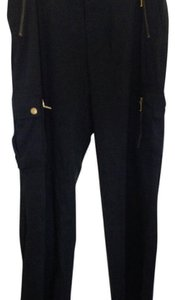 Ralph Lauren Straight Pants Navy