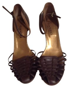 GANZO Made In Italy GANZO Brown Sandals