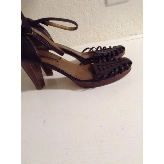 GANZO Made In Italy GANZO Brown Sandals Image 1