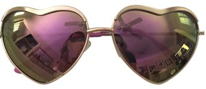 Urban Outfitters Heart pink shades