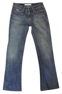 JOE'S Designer Skinny Boot Cut Jeans-Medium Wash