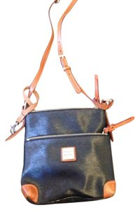 Dooney & Bourke Gold Hardware Cross Body Bag