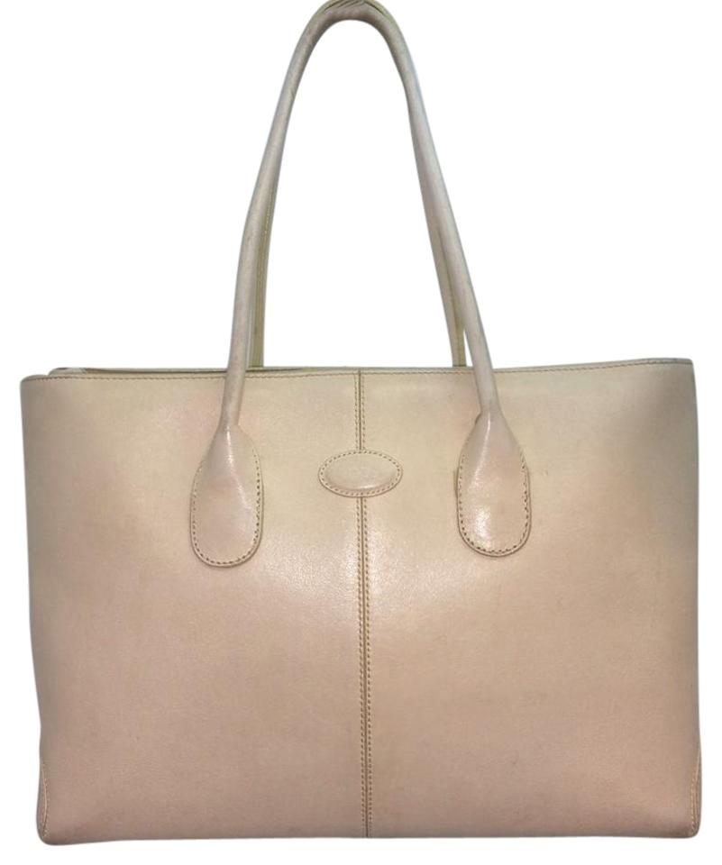 Tod S Bag Leather Tote
