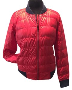 Athleta Red Jacket