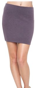 BCBGeneration Mini Skirt Purple