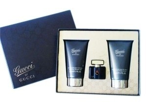 Gucci Gucci perfume & body wash & body lotion GIFT SET