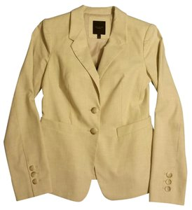 The Limited White Suit Ivory Blazer