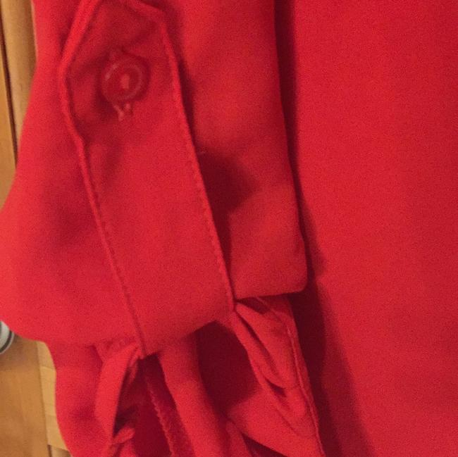 The Limited Button Down Shirt Red Image 3