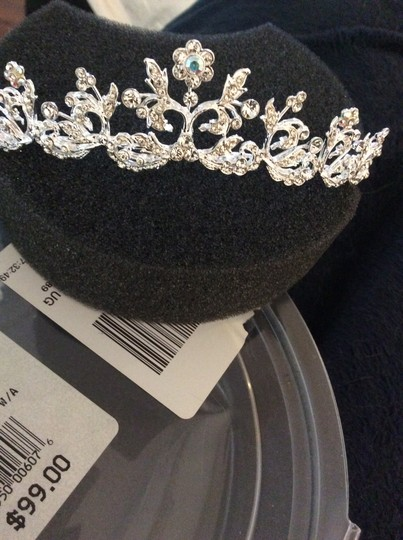 David's Bridal Bridal Tiara With Swarovski Crystal