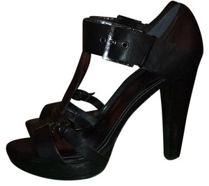 Charles by Charles David Black Platforms