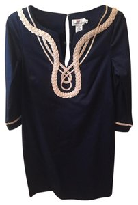 Vineyard Vines short dress Navy Tunic on Tradesy
