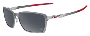 Oakley Oakley OO4082-09 Black Chrome Male Sunglasses