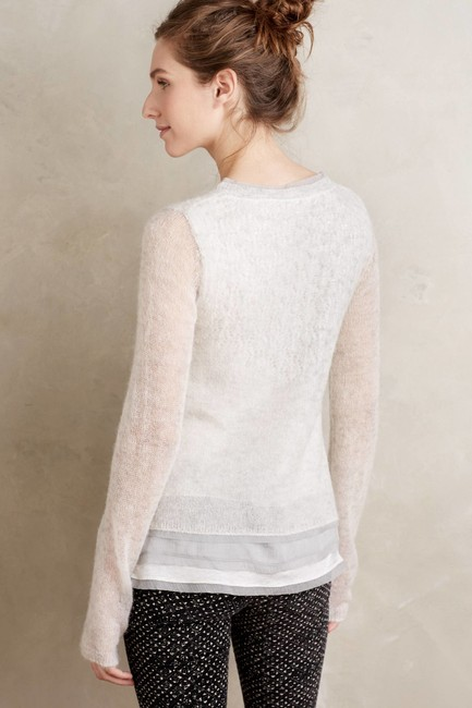 Anthropologie Knitted&knotted Anthro Sweater Image 1