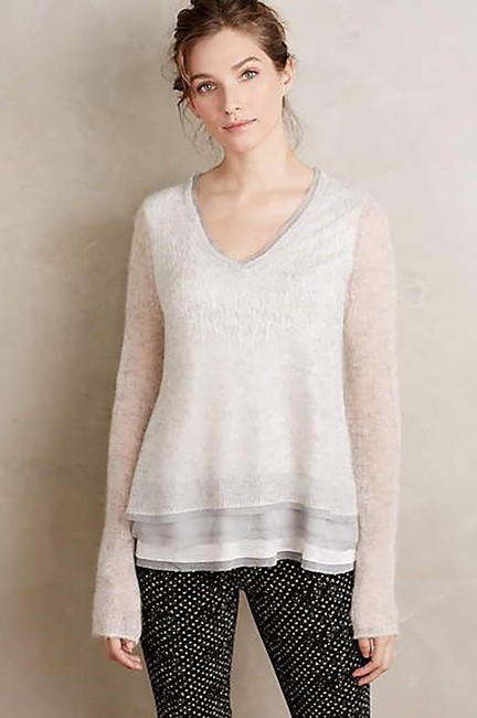Anthropologie Knitted&knotted Anthro Sweater Image 2