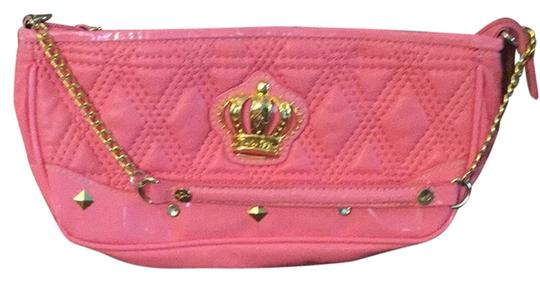 Baby Phat Pink Clutch