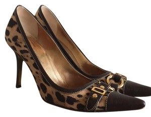Dolce&Gabbana Brown and tan Pumps