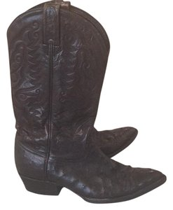 Tony Lama Black Boots
