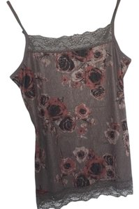Maurices Top Tan and rose