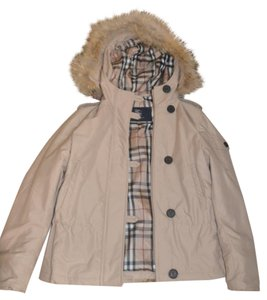 Burberry Fur Fur Coat