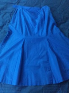 Other Maxi Skirt Bright blue