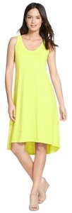 Eileen Fisher short dress Honeydew on Tradesy