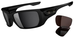 Oakley Oakley OO9194-01 Black Male Sunglasses