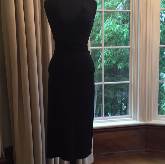 Black Maxi Dress by Parallel Image 1
