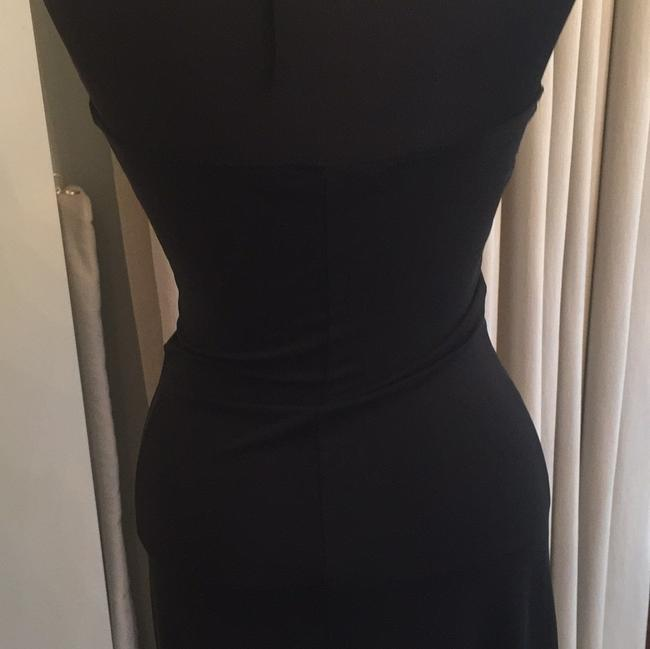 Black Maxi Dress by Parallel Image 4