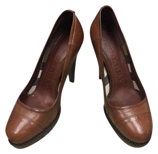 Burberry brown Pumps Image 0