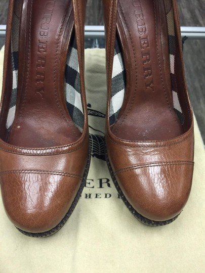 Burberry brown Pumps Image 10
